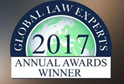 Reconocimientos Futurlex Marrugo Rivera Technology Law - Law Firm of the Year in Colombia - 2017